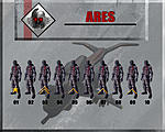 Command Stucture Ares